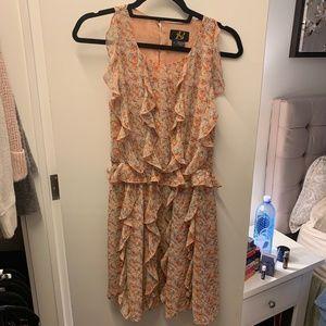 Anthropologie Sun Dress